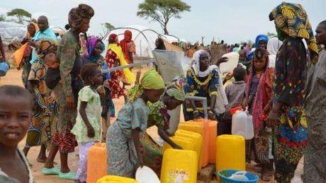 UNICEF bao dong tinh trang tre vo gia cu - Anh 1