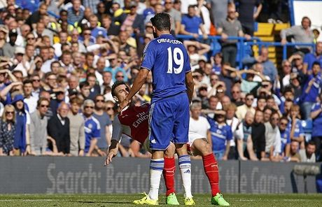 Chelsea 2-0 Arsenal: 'Tieu xao duong pho' cua Costa va chien thang cua Mourinho - Anh 2