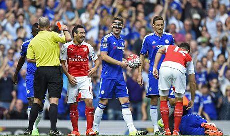 Chelsea 2-0 Arsenal: 'Tieu xao duong pho' cua Costa va chien thang cua Mourinho - Anh 3