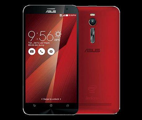 "Asus Zenfone 2 phien ban RAM 4 GB co gia kha ""mem"" - Anh 1"