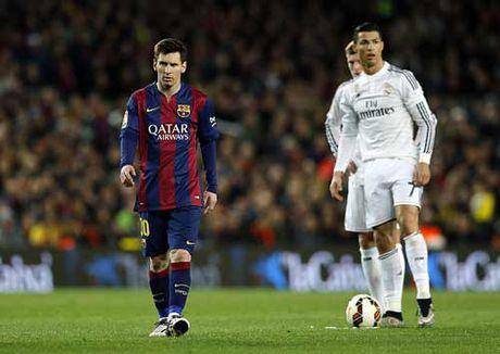 Cuoc dua Messi - Ronaldo: Nong bong dem giao thua - Anh 1
