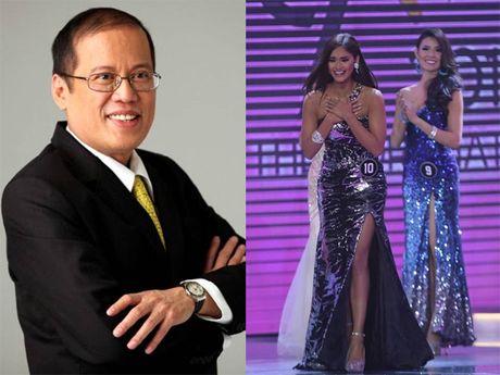 Tong thong Philippines tang gi cho tan Hoa hau Hoan vu? - Anh 1