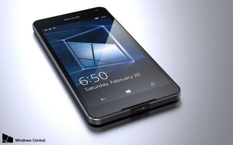 Lo dien Lumia 650: Smartphone gia re danh cho doanh nhan - Anh 2