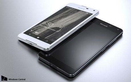 Lo dien Lumia 650: Smartphone gia re danh cho doanh nhan - Anh 4