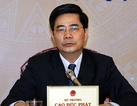 "Bo truong Cao Duc Phat len tieng ve viec ""khong ai muon lam nong dan"" - Anh 1"
