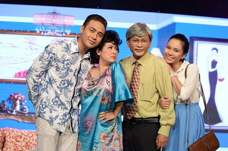 Sap cuoi Kha Ly, Thanh Duy van 'lai may bay ba gia' Thanh Thuy - Anh 1