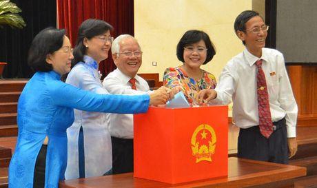 Quy dinh moi doi voi nhan su Pho Chu tich tinh - Anh 1