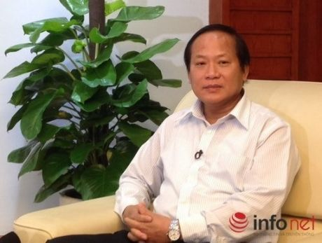Thu truong Bo TT&TT Truong Minh Tuan trung cu Ban Chap hanh TU khoa 12 - Anh 1