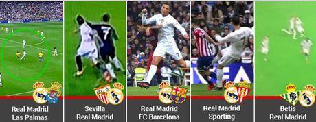 "Co mot Ronaldo ""xau xi"": 3 thang, danh nguoi 5 lan - Anh 1"