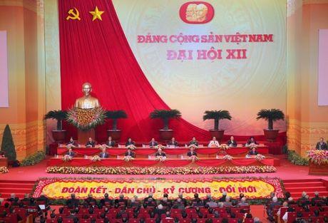 Chot so luong bau BCH Trung uong khoa XII - Anh 1