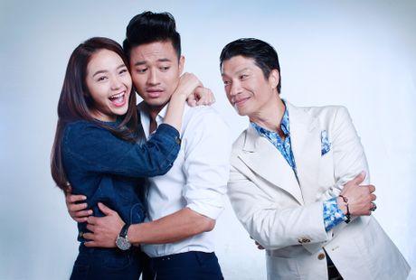 Minh Hang - Quy Binh tinh cam trong bo anh don Tet - Anh 3