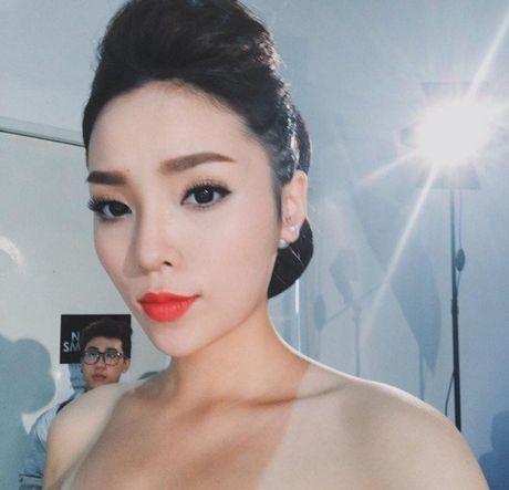 Hinh anh qua khac la cua Hoa hau Ky Duyen - Anh 3