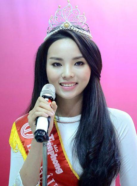 Hinh anh qua khac la cua Hoa hau Ky Duyen - Anh 5