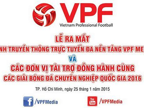 VPF va cuoc 'cach mang' kieu... cuc chang da - Anh 2