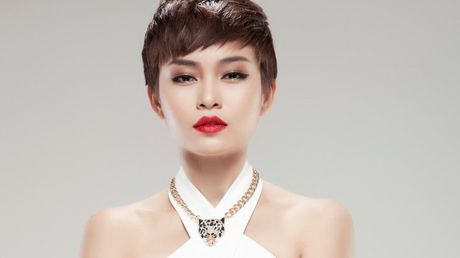 Mau Thanh Thuy muon duoc noi bat theo cach rieng - Anh 1