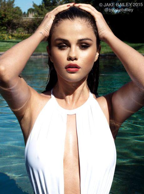 Tuyet ky de co net quyen ru toa sang cua Selena Gomez - Anh 3