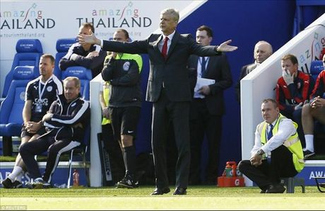 Arsene Wenger chia se cach danh bai Leicester City - Anh 2
