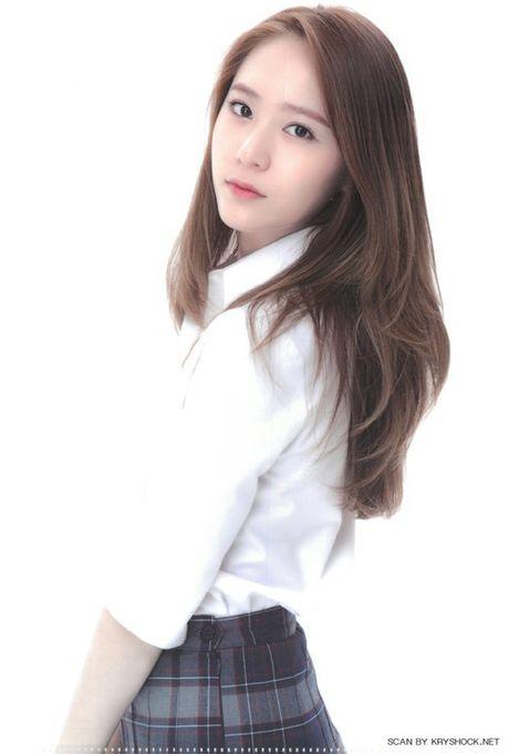 Loat dong phuc nu sinh dep, chat cua than tuong Kpop - Anh 2