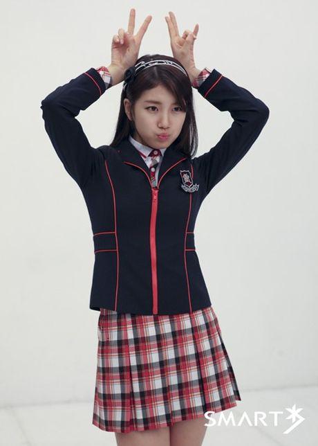 Loat dong phuc nu sinh dep, chat cua than tuong Kpop - Anh 4