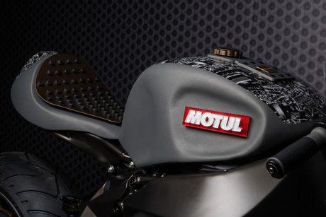 Motul tiet lo mau motor Concept cho tuong lai - Anh 3