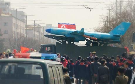 Han Quoc che UAV tang hinh van chao thua Trieu Tien - Anh 2