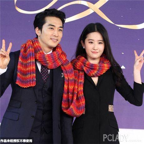 Su that chuyen Luu Diec Phi yeu con gai bo Song Seung Hun - Anh 2
