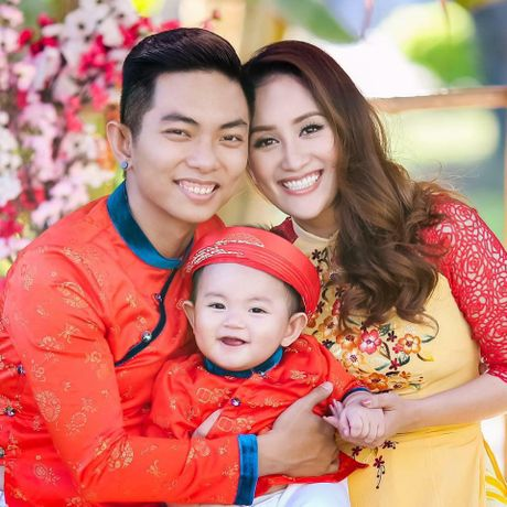 Phan Hien bat ngo 'mang' Khanh Thi sau tin don chia tay - Anh 3