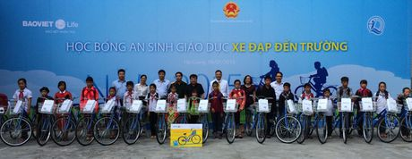 Bao Viet Nhan tho nhan thu khen cua Chu tich Nuoc - Anh 1