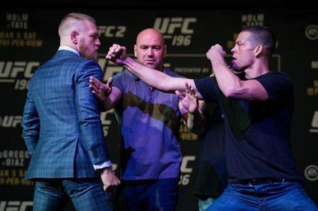 "Tin HOT the thao 2/4: ""Ga dien"" UFC bi nguyen rua - Anh 1"