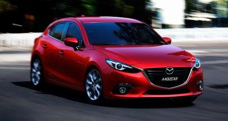 Mazda 3 bao loi dong co se duoc thay bo phu tung cai tien - Anh 1