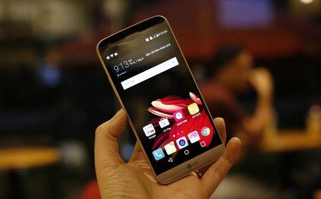 Mo hop LG G5 tai Viet Nam gia 17 trieu dong - Anh 1
