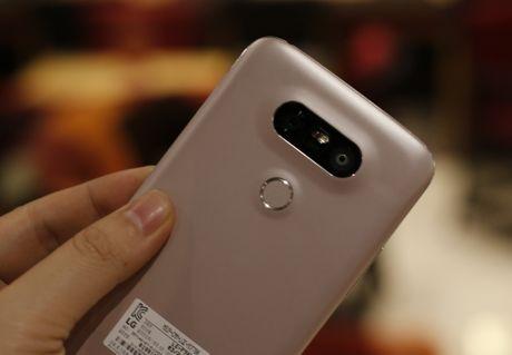 Mo hop LG G5 tai Viet Nam gia 17 trieu dong - Anh 2