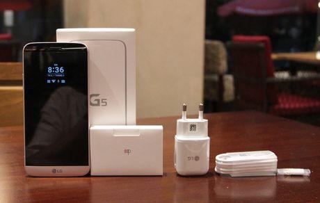 Mo hop LG G5 tai Viet Nam gia 17 trieu dong - Anh 7
