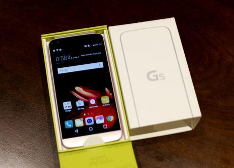 Mo hop LG G5 tai Viet Nam gia 17 trieu dong - Anh 8