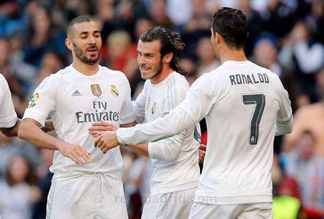 DIEM TIN SANG (2.4): Zidane dung 'doc chieu', Wenger 'noi doa' voi Ozil - Anh 1
