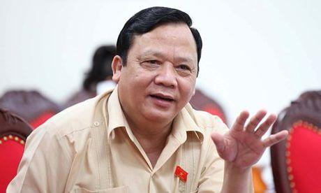 Quoc hoi de nghi mien nhiem Pho Chu tich Quoc hoi, Tong Kiem toan Nha nuoc - Anh 1