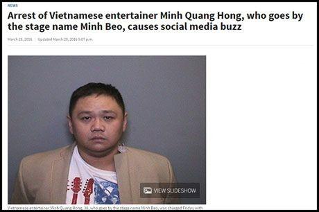 Tu vu Minh Beo bi bat o My: Boc dong hay thieu hieu biet? - Anh 1