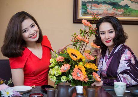 Ca si Thu Phuong rang ro ben con gai - Anh 11