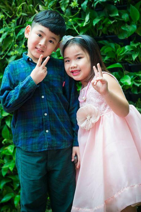 Ca si Thu Phuong rang ro ben con gai - Anh 6