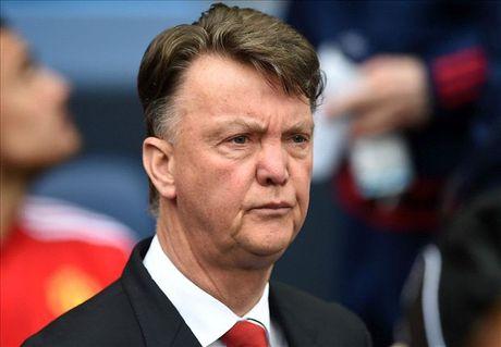 Van Gaal thua nhan co the roi khoi Man United - Anh 1