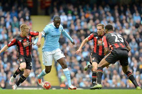 21h00 ngay 02/04, Bournemouth vs Manchester City: Man xanh guc nga - Anh 1