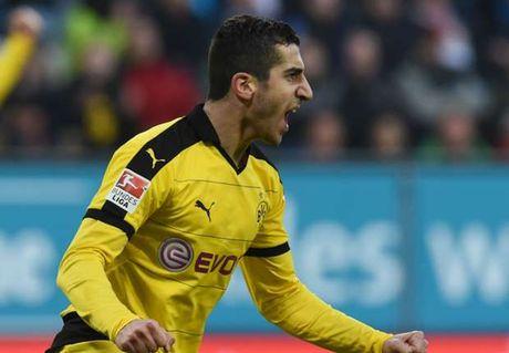 Dortmund tu choi ban Henrikh Mkhitaryan cho Arsenal - Anh 1