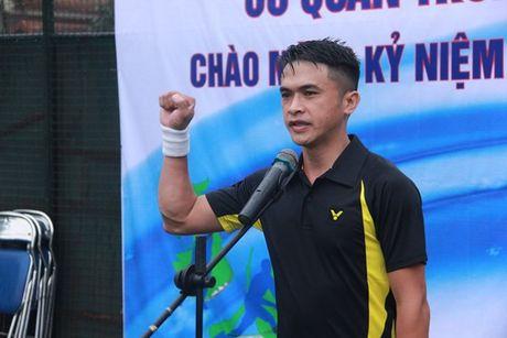 Tung bung giai quan vot co quan Trung uong Doan - Anh 1