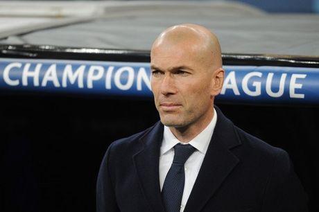 Zidane: 'Chang co van de gi khi Real Madrid bi danh gia thap hon Barcelona' - Anh 2