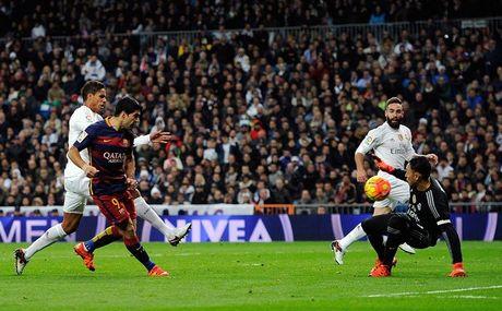 Zidane: 'Chang co van de gi khi Real Madrid bi danh gia thap hon Barcelona' - Anh 3