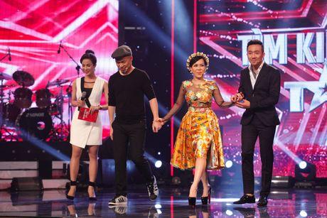 Nut vang duy nhat sau 4 mua VNGT cua Huy Tuan vao thang Chung ket - Anh 1