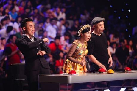 Nut vang duy nhat sau 4 mua VNGT cua Huy Tuan vao thang Chung ket - Anh 4