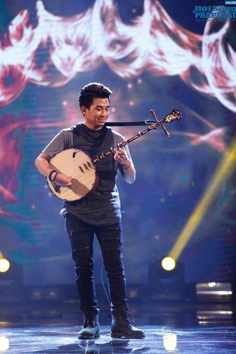 Vietnam's Got Talent ban ket 4: Trong Nhan xuat sac vao chung ket - Anh 5