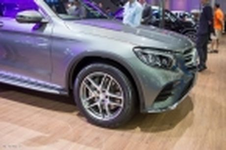 [BMS 2016] Xem truoc Mercedes-Benz GLC-Class sap ra mat tai Viet Nam - Anh 11