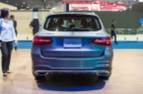 [BMS 2016] Xem truoc Mercedes-Benz GLC-Class sap ra mat tai Viet Nam - Anh 12